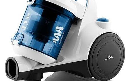 Vysavač podlahový ETA Ambito 0516 90000 bílý/tyrkysový