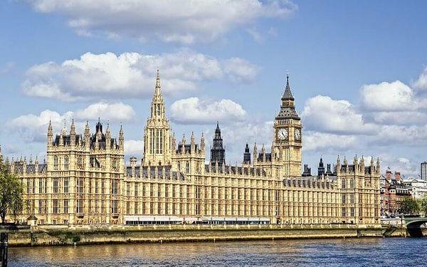 Londýn + filmové ateliéry Harryho Pottera s možností návštěvy Madame Tussaud's | 1 osoba | 3 dny (0 nocí) | Pá 22. 11. – Ne 24. 11. 20193