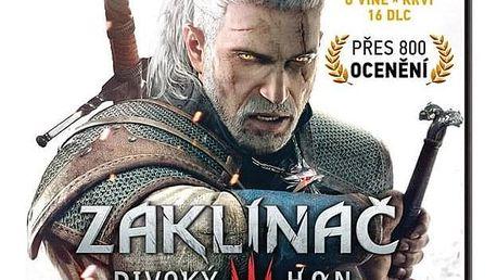 CD Projekt PC Zaklínač 3: Divoký hon - Edice hra roku (8595071033863)