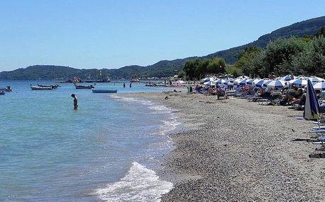 Řecko - Korfu letecky na 8-11 dnů, polopenze