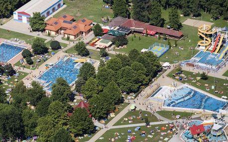 Zalakaros, Park Inn Hotel & Spa**** propojený s lázněmi a aquaparkem