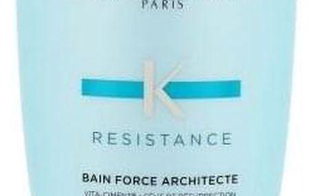 Kérastase Résistance Bain De Force Architecte 250 ml šampon pro poškozené vlasy pro ženy