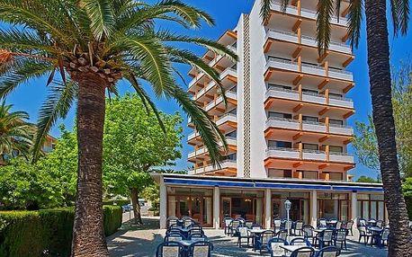 Španělsko - Mallorca na 8 dní, all inclusive s dopravou letecky z Brna