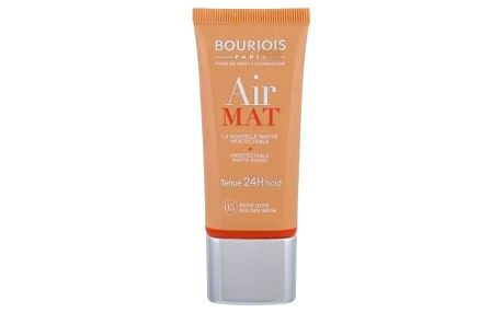 BOURJOIS Paris Air Mat SPF10 30 ml matující makeup pro ženy 05 Golden Beige