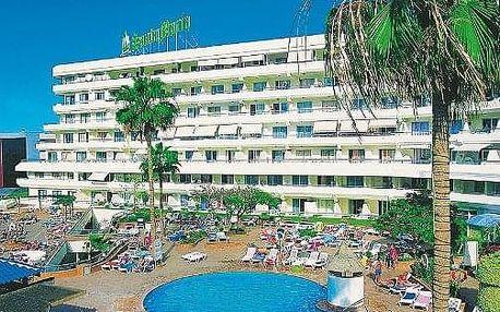 Španělsko - Tenerife letecky na 8 dnů