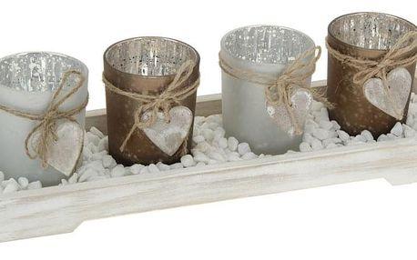 Set svícnů Romantica