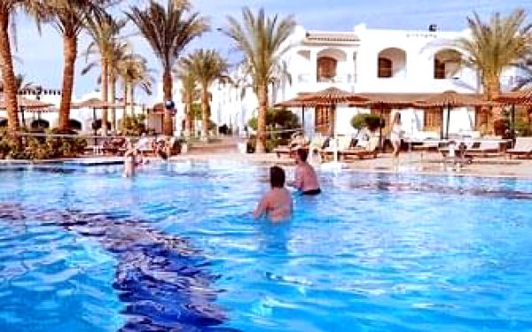 Hotel Coral Hills, Sharm el Sheikh, letecky, all inclusive4