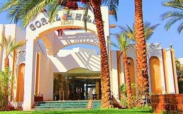 Hotel Coral Hills, Sharm el Sheikh, letecky, all inclusive5