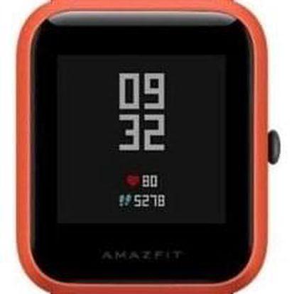 Xiaomi Amazfit Bip oranžový (17167)