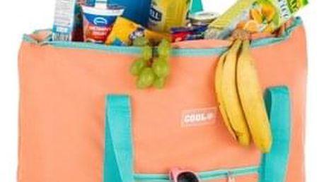 Kvalitní chladící taška COOL BAG oranžová