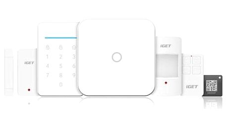 iGET SECURITY M4 - WiFi/GSM (75020105)