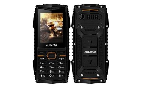 Aligator R15 eXtremo černý (AR15BB)
