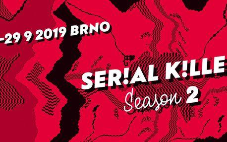 Cinepass na 6denní festival Serial Killer v Brně