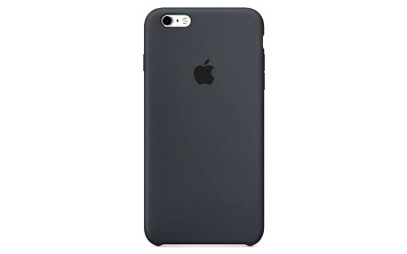 Apple Silicone Case pro iPhone 6/6s - uhlově šedý (MKY02ZM/A)
