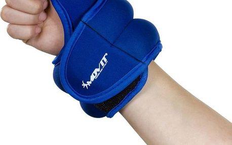 Movit 33069 Neoprenová kondiční zátěž 1,0 kg, modrá