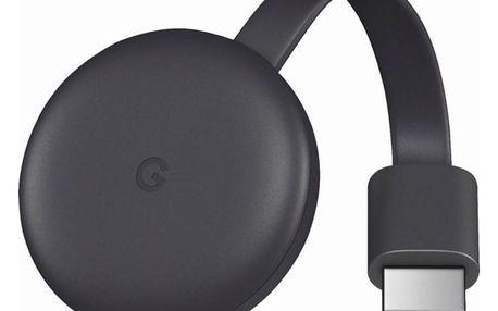 Google Chromecast 3 černý (GA00439-US)