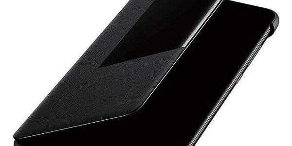 Pouzdro na mobil flipové Huawei View Cover pro Mate 20 černé (51992621)4
