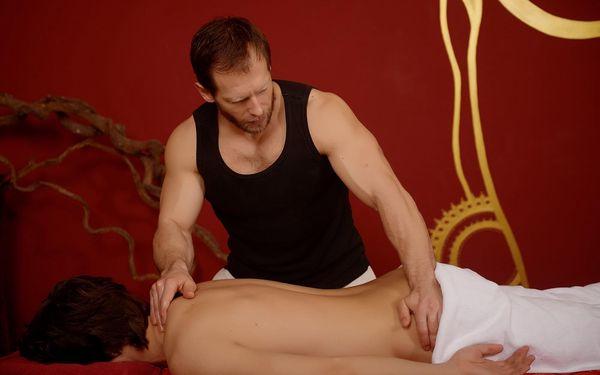 Luxusní terapeuticko-relaxační masáž podle výběru - 90 minut5