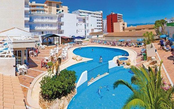 Španělsko - Mallorca letecky na 4 dny