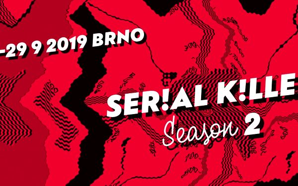 Cinepass na festival Serial Killer | Termín 24. 9. 2019 od 0:00 do 0:00