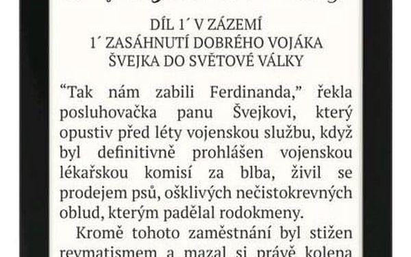 Pocket Book 616 Basic Lux 2 černá (PB616W-H-WW)