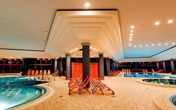 Hotel Greenfield**** s All inclusive v lázních Bükfürdő pro 1 osobu