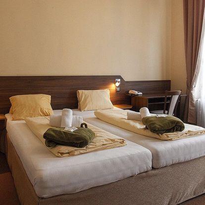 Podzim ve Františkových Lázních s wellness a dalšími procedurami v hotelu Sevilla***