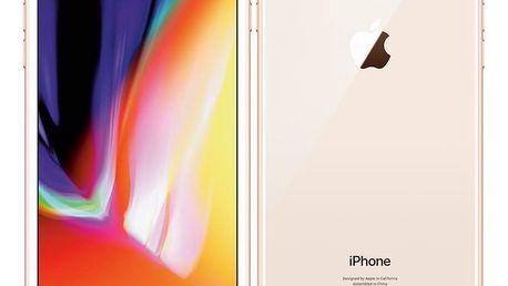 Mobilní telefon Apple iPhone 8 Plus 64 GB - Gold (MQ8N2CN/A)