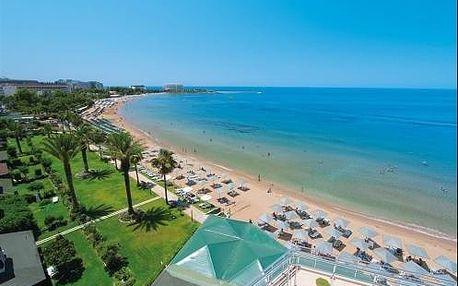 Turecko: Zájezd s ubytováním v hotelu Aska Just in Beach, destinace Alanya