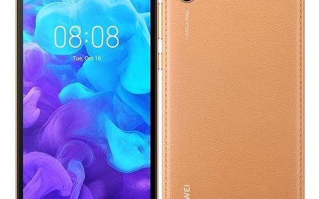 Mobilní telefon Huawei Y5 2019 Dual SIM hnědý (SP-Y519DSROM)