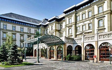 Pobyt na ostrově v Budapešti s neomezeným wellness