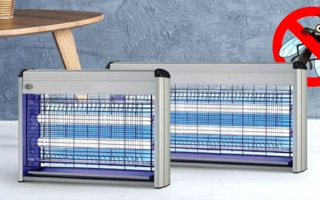Elektrické lapače hmyzu s UV zářivkou