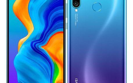 Mobilní telefon Huawei P30 lite modrý (SP-P30LDSLOM)