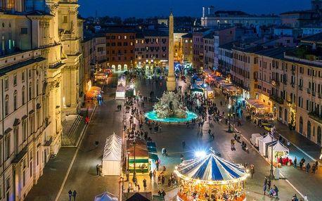 Vánoční Řím a Vatikán