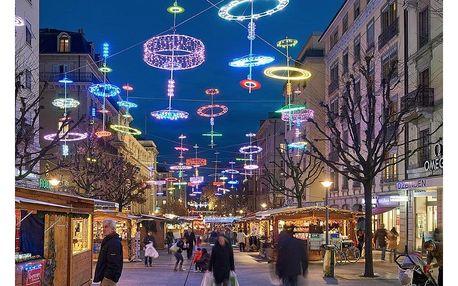 Advent v Ženevě s prohlídkou města
