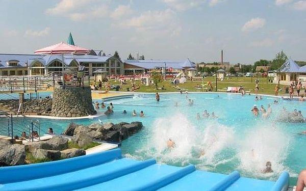 Hotel Park Inn, Maďarsko, Termální lázně Maďarsko, Sárvár, vlastní doprava, polopenze2