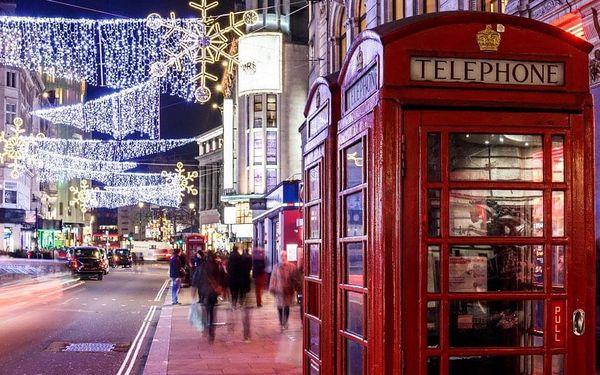 Silvestrovský Londýn s ohňostrojem včetně trajektu + sekt do páru3
