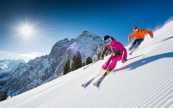 Lyžování Rakousko Dachstein West jarní prázdniny vše v ceně 3..., Dachstein West