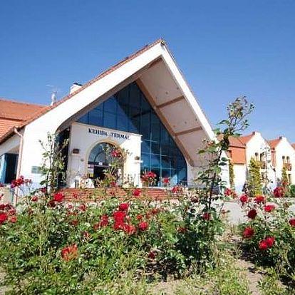 Kehida Termál Hotel, Maďarsko, Termální lázně Maďarsko, Kehidakustány