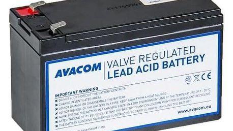 Avacom RBC110 - náhrada za APC černý (AVA-RBC110)