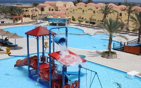 Egypt - Marsa Alam na 15 dní, all inclusive s dopravou letecky z Ostravy