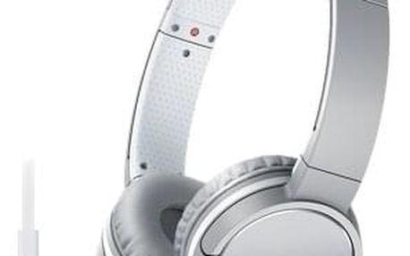 Sluchátka Sony MDRZX660APW.CE7 bílá (MDRZX660APW.CE7)