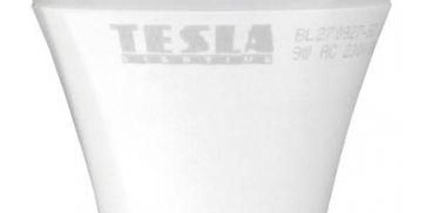 Tesla klasik stmívatelná, 9W, E27, teplá bílá