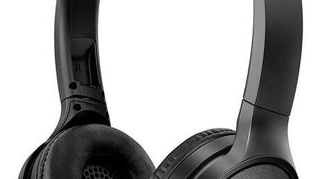 Panasonic RP-HF410BE-K černá (RP-HF410BE-K)