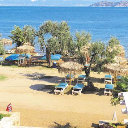 Řecko - Thasos letecky na 11-12 dnů