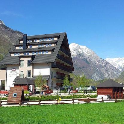 3–8denní wellness Slovinsko | Hotel Mangart*** | Výřivka, Sauna | Dítě do 5 let zdarma
