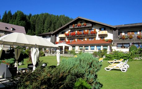 5denní Falcade se skipasem | Hotel Arnica*** | Doprava, ubytování, polopenze a skipas