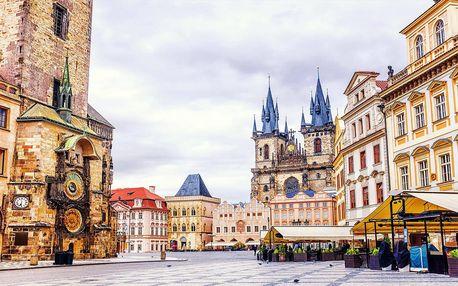 Centrum Prahy na dosah z hotelu Taurus****
