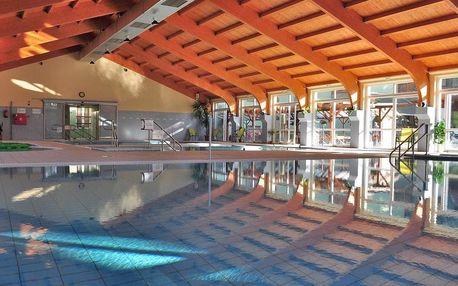 Mezőkövesd, Hajnal hotel*** s termálním bazénem a solnou jeskyní