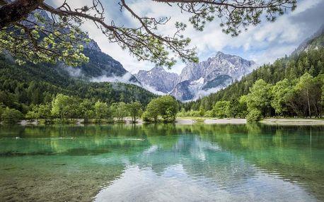3–8denní wellness Slovinsko | Hotel Kristal – Bohinj**** | Dítě do 7 let zdarma | Sauna, masáže